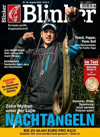 Zeitschriften abo Blinker