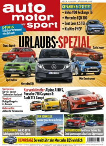 auto motor und sport Payback-Abo Titelbild