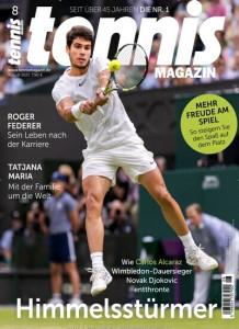 tennis MAGAZIN Payback-Abo Titelbild