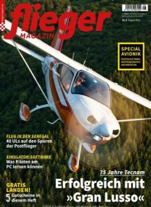 fliegermagazin Payback-Abo Titelbild